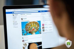 Bloqueio de sites e redes sociais (Facebook)