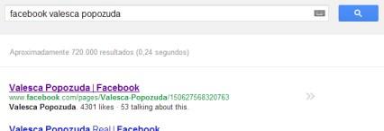 Privacidade - Buscar seu nome no Google